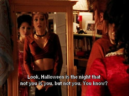Halloween in Buffy L'ammazzavampiri