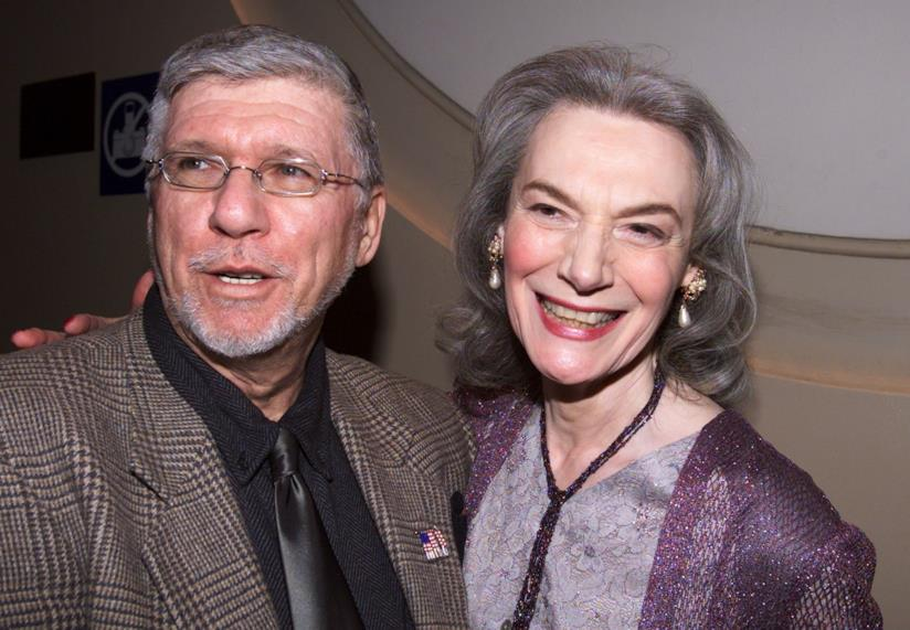 Martin Charnin e Marian Seldes