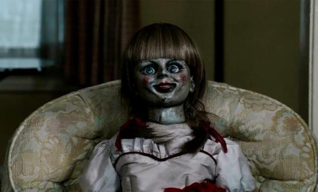 Annabelle la bambola