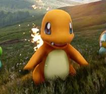 I Pokémon iniziali: Bulbasaur, Charmender e Squirtle