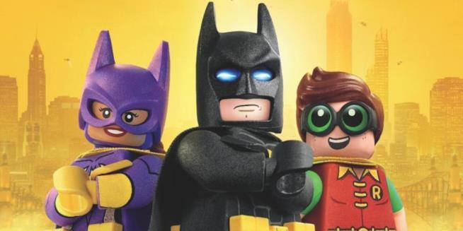 La Bat-Family di LEGO Batman - Il Film