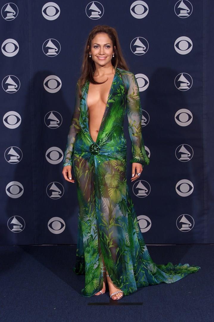 Jennifer Lopez ai Grammy 2000