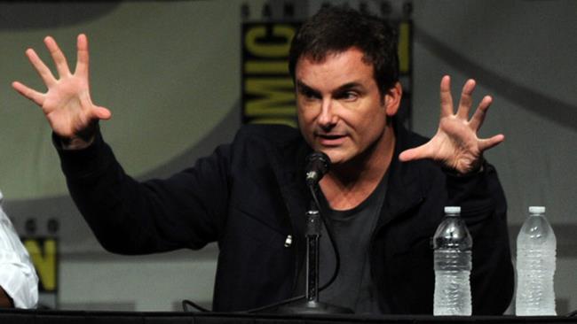 Shane Black al Comic Con di San Diego