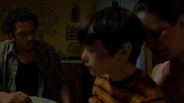 Uno dei flashback di The Strain ci mostra il piccolo Gus