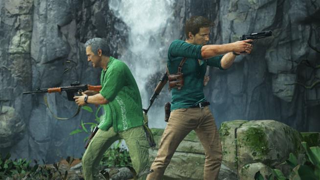 Screenshot di Uncharted 4: Fine di un ladro