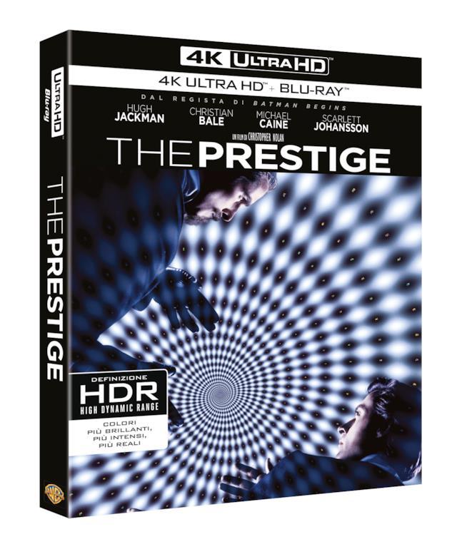 The Prestige, 4K Ultra HD