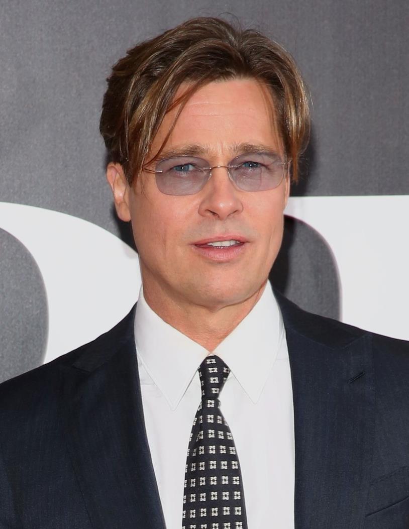 Brad Pitt sul red carpet