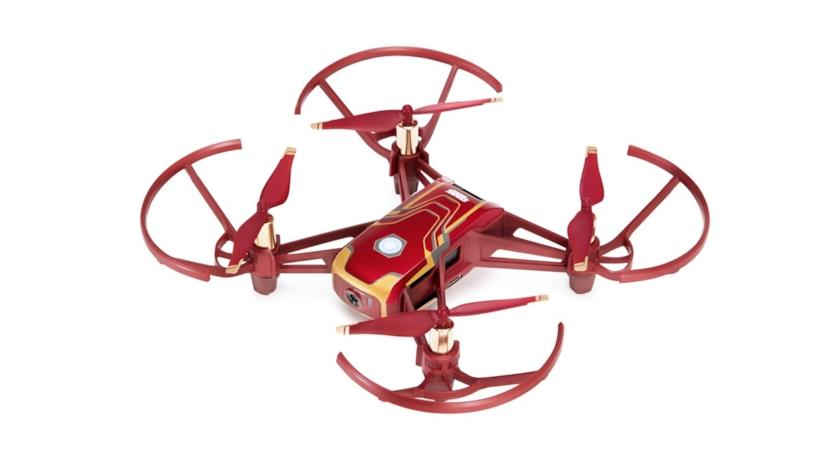 Drone Tello Iron Man Edition