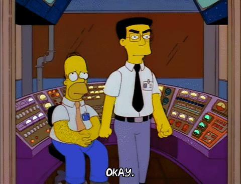 Homer triste dà ragione a Frank Grimes