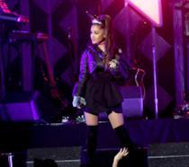 Ariana Grande in concerto