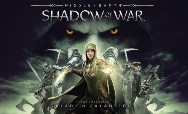 Disponibile la nuova espansione per La Terra di Mezzo: l'ombra della guerra
