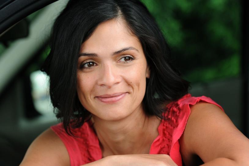 L'attrice Alexandra Barreto