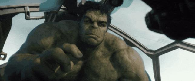 Hulk e la Vedova Nera: l'addio in Age of Ultron