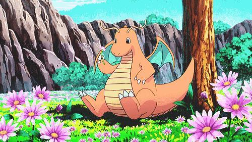 Fiori e romanticherie agli appuntamenti Pokémon