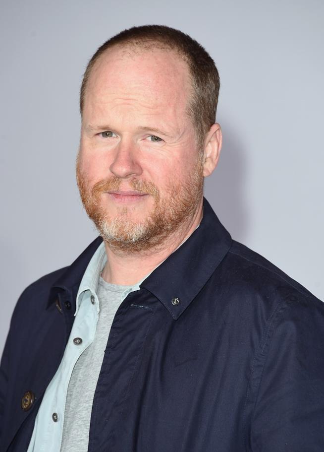 Joss Whedon in primo piano