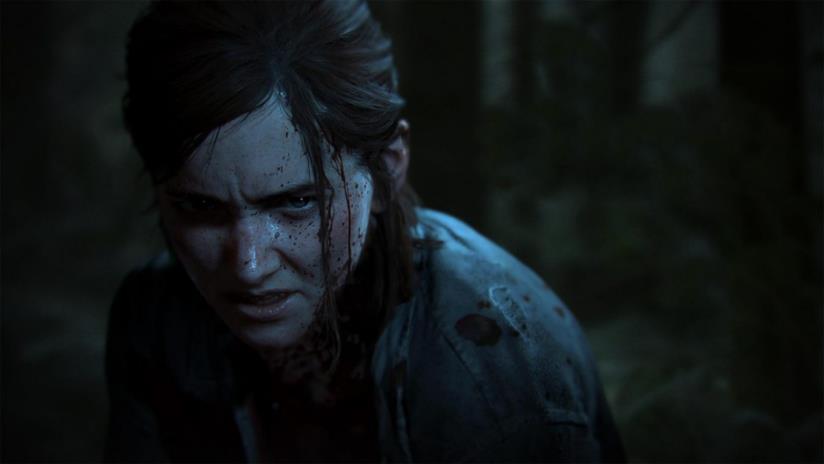 Ellie in The Last of Us: Part II