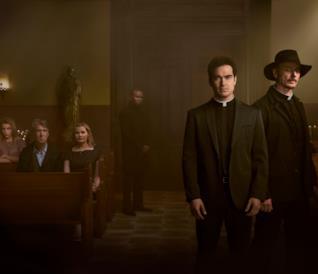 Le prime immagini promozionali di The Exorcist