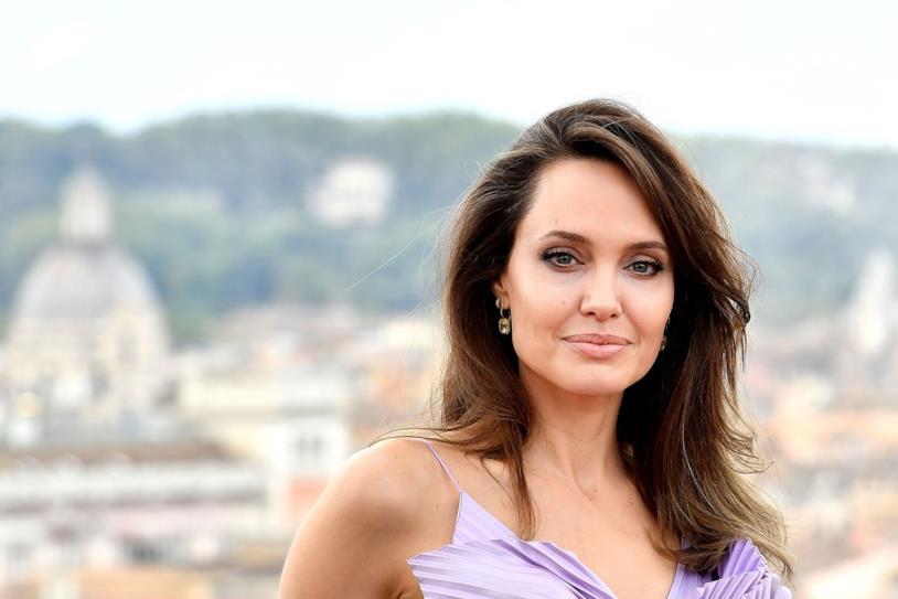 Angelina Jolie in Italia per promuovere Maleficent 2