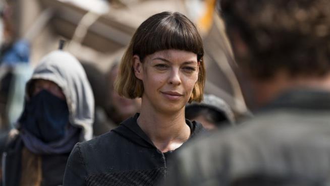 Pollyanna McIntosh in The Walking Dead 7