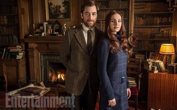 Brianna e Roger, new entry di Outlander 2