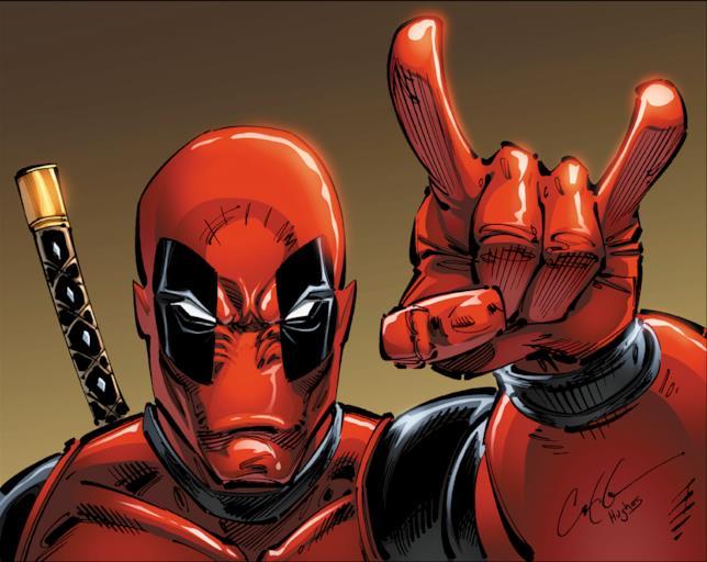 Il Carismatico Deadpool