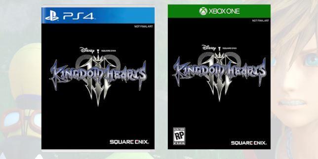 Kingdom Hearts III ps4 xbox one