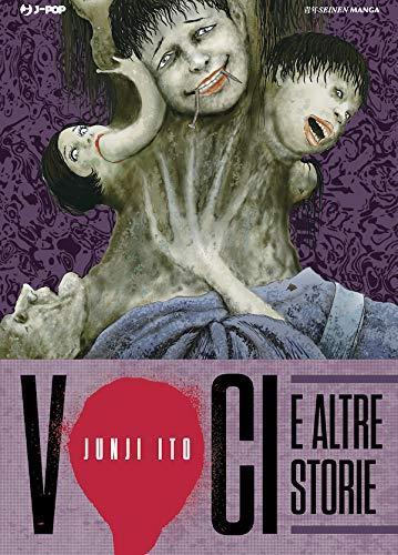 La copertina italiana di Voci e altre storie