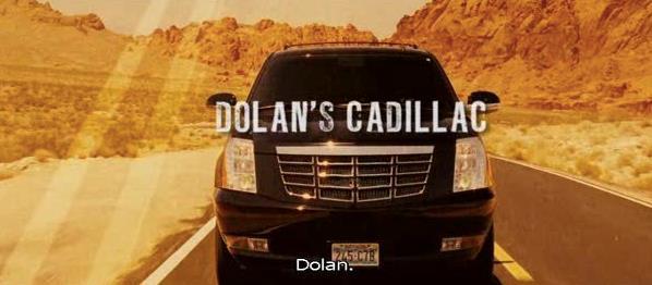 Il film tratto dal romanzo, La Cadillac di Dolan