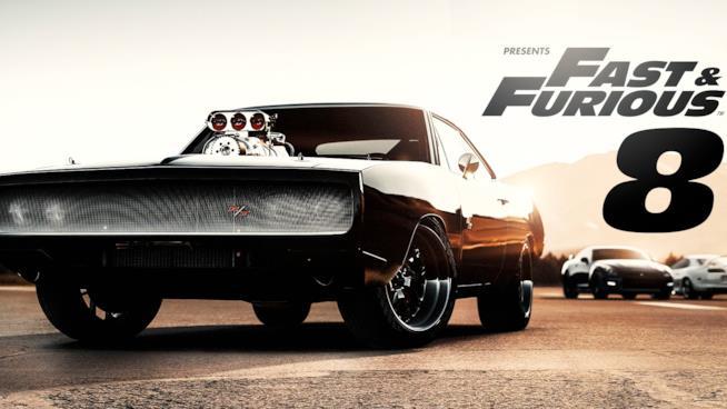 Il film Fast & Furious 8