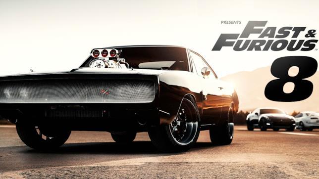 locandina di Fast & Furious 8