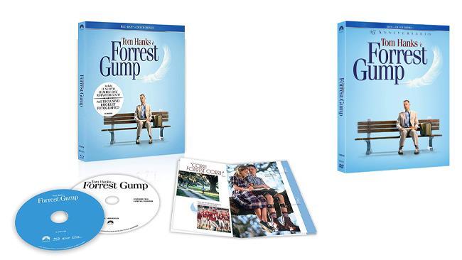 Forrest Gump 25esimo anniversario  - Home Video