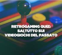 Retrogaming Quiz: sai tutto sui videogiochi del passato?