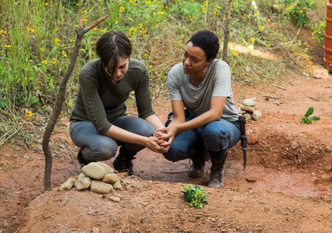 The Walking Dead: episodio 7x05