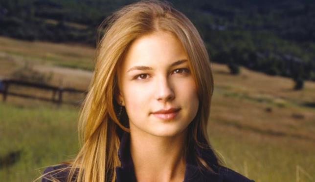 Amy Abbott interpretata da Emily VanCam