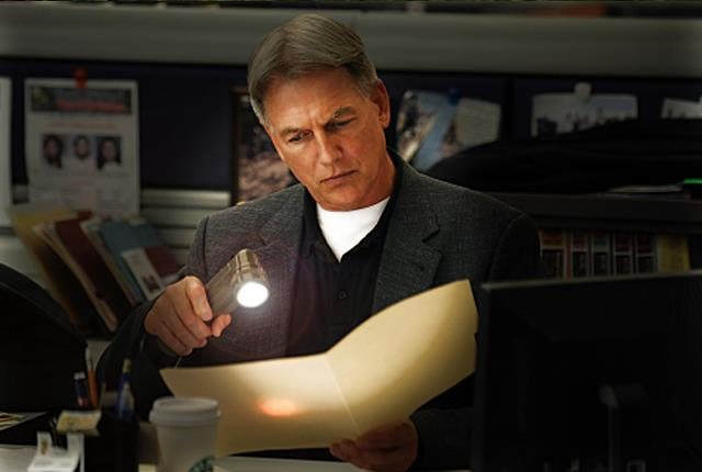 Leroy Jethro Gibbs di NCIS