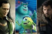 Tom Hiddleston, i mostri di Monsters Inc e Diego Luna