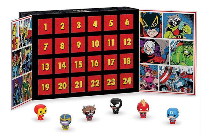 Calendario Avvento Marvel / Funko 2019