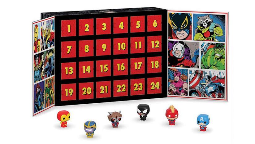 Calendario Fox.Il Calendario Dell Avvento 2019 Di Funko Coi Personaggi Marvel