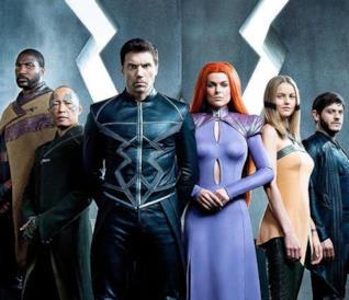 Gli Inumani protagonisti della serie TV Marvel's Inhumans
