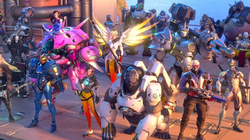 I protagonisti di Overwatch
