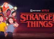 Concept art per il gioco mobile di Stranger Things