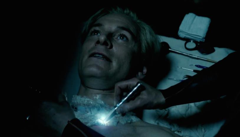 Michael Fassbender è l'androide David della saga di Alien