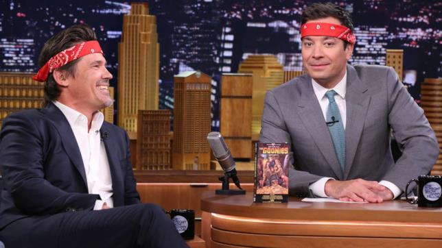 Josh Brolin ospite a The Tonight Show