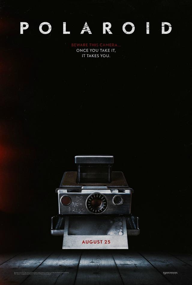 Film Polaroid, poster ufficiale