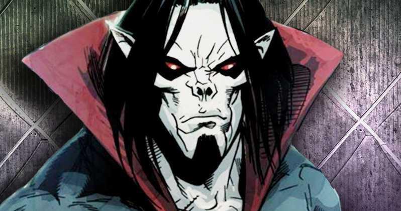 Morbius nella sua versione fumettistica