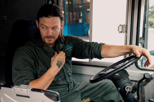 Norman Reedus è Russell Welch in Codice 999