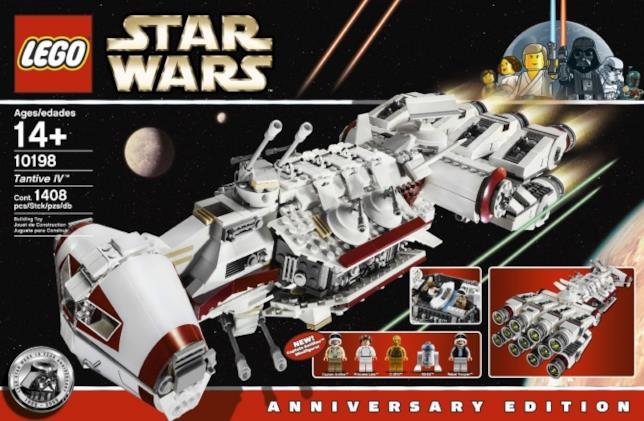 Set LEGO Tantive IV