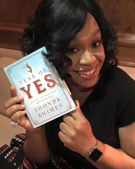 Il libro in cui Shonda Rhimes racconta se stessa