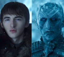 Bran Stark e il Night King