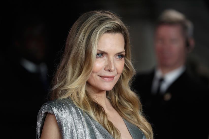 Primo piano di Michelle Pfeiffer